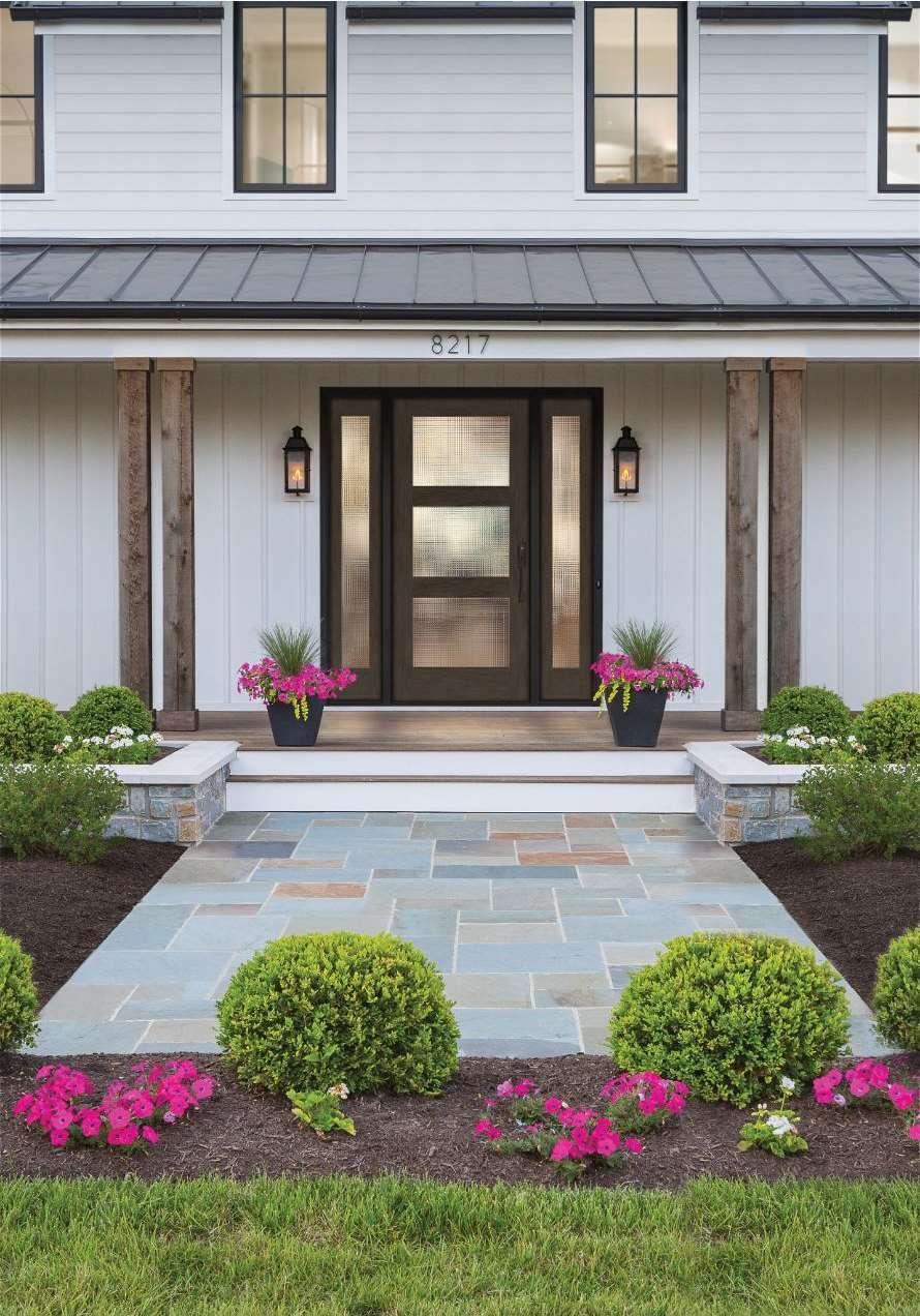 New home garden  Design Your Door  ThermaTru Doors  Front Doors  Pinterest