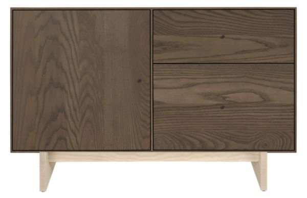 Room Board Hudson File Cabinets With Wood Base In 2019