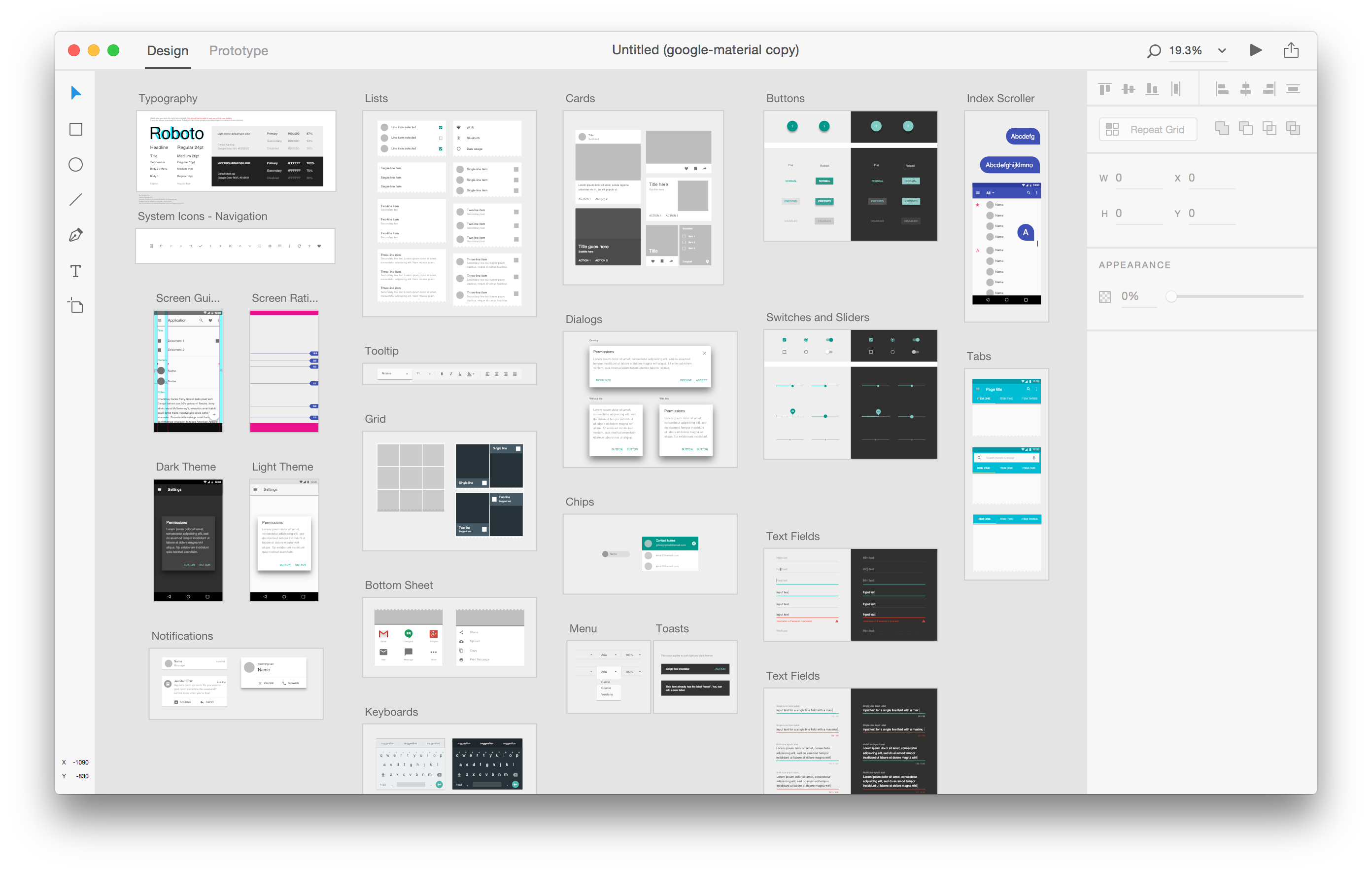 Adobe Launches Experience Design Cc A New Tool For Ux Designers Techcrunch Adobe Xd Web Design Ux Design