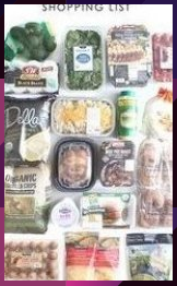 Lazy girls Costco meal plan for 2 weeks Costco meal plan shopping list Th  planning