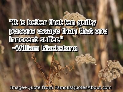 William Blackstone law quote | Hilarious stuff & quotes | Quotes