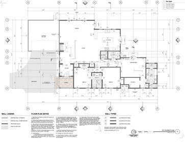 Sketches Traditional Floor Plan Santa Barbara Dylan Chappell Architects Architectural Floor Plans Layout Architecture Architecture Presentation