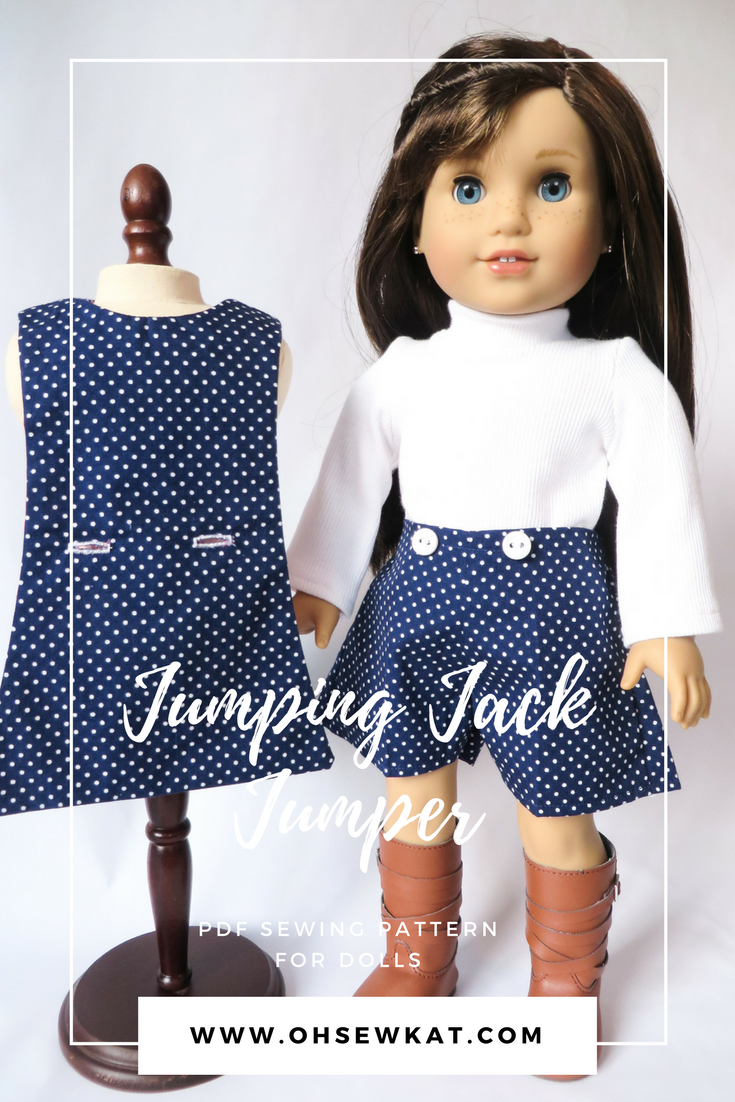 Jumping jack sewing pattern for 18 inch dolls easy patterns for jumping jack sewing pattern for 18 inch dolls easy patterns for beginners with step by jeuxipadfo Image collections