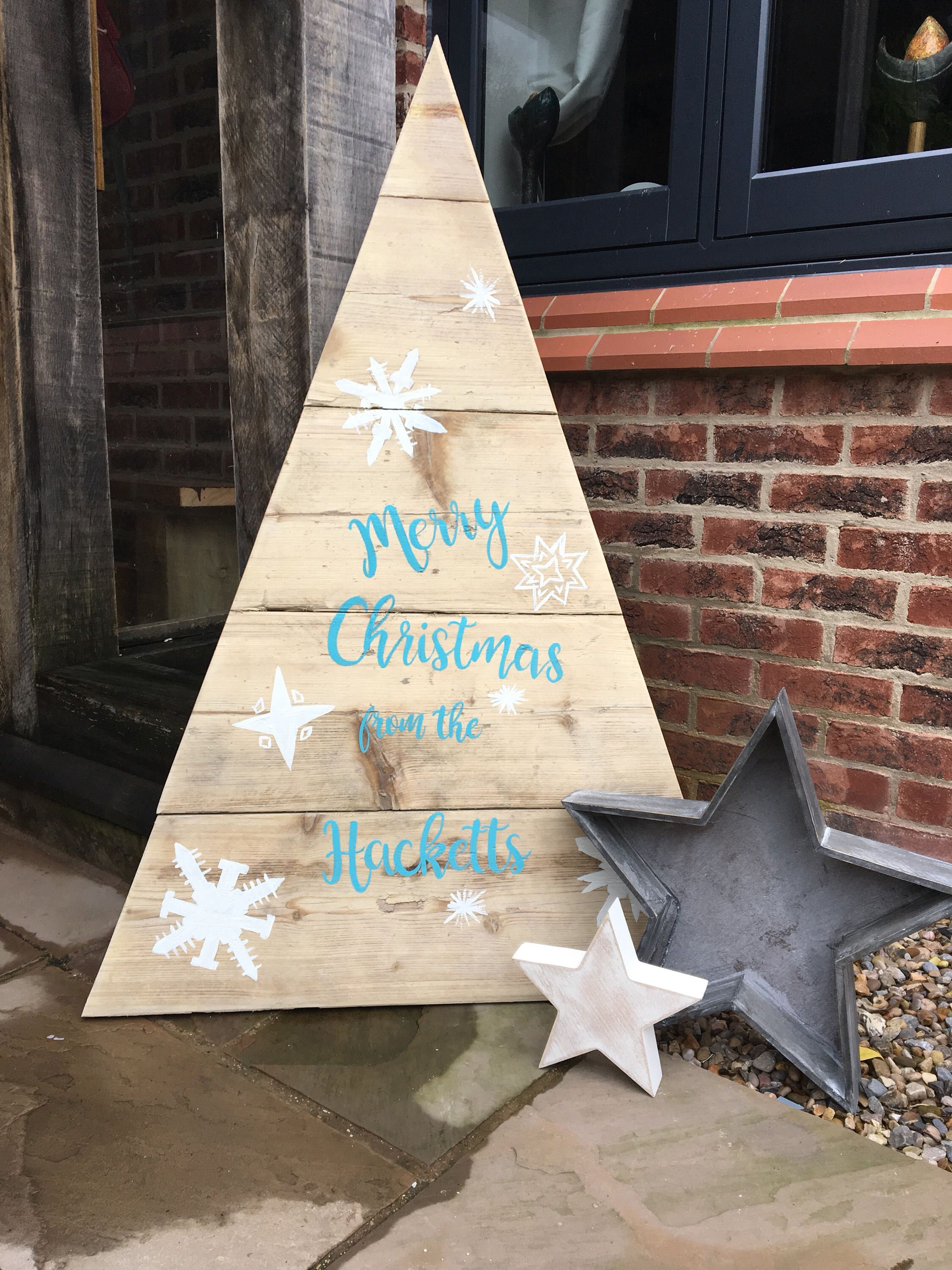A Personal Favourite From My Etsy Shop Https Www Etsy Com Uk Listing 561586023 Wooden Christmas T Wooden Christmas Trees Christmas Wood Crafts Christmas Wood