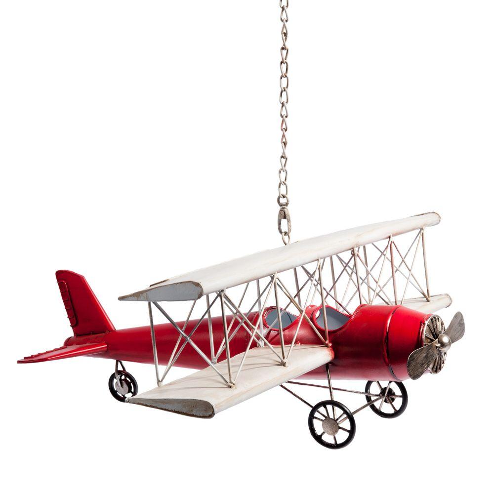 Aeroplanino rosso