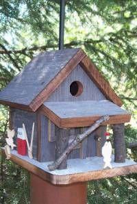 bait shop birdhouse