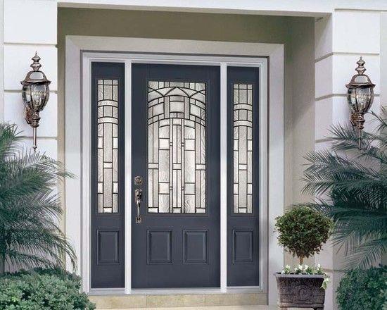 Lovely Marvin Front Doors | Masonite® Steel Entry Door