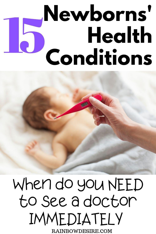 Baby health newborns