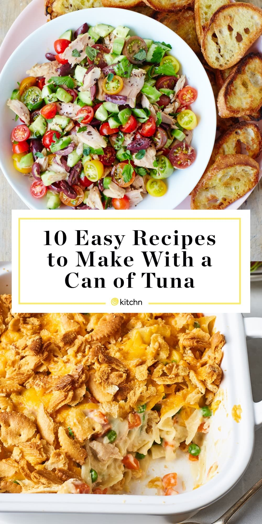 10 Tasty Ways To Turn Canned Tuna Into A Meal Healthy Tuna Recipes Tuna Recipes Healthy Dinners Can Tuna Recipes Healthy