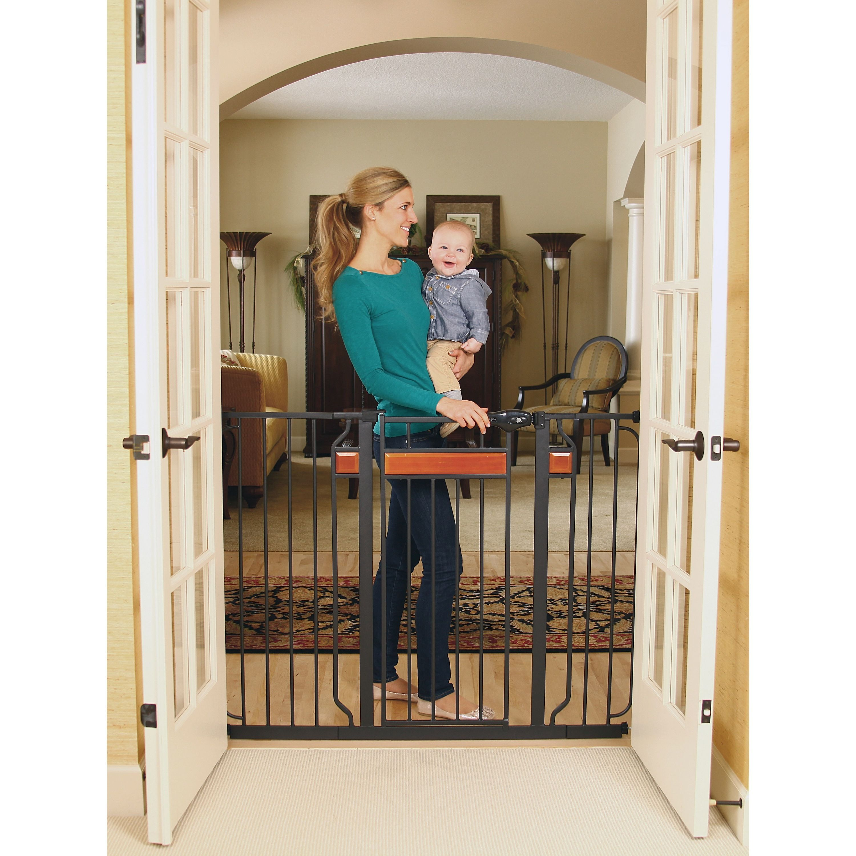 Online Shopping Bedding Furniture Electronics Jewelry Clothing More Baby Gates Baby Gate For Stairs Child Safety Gates