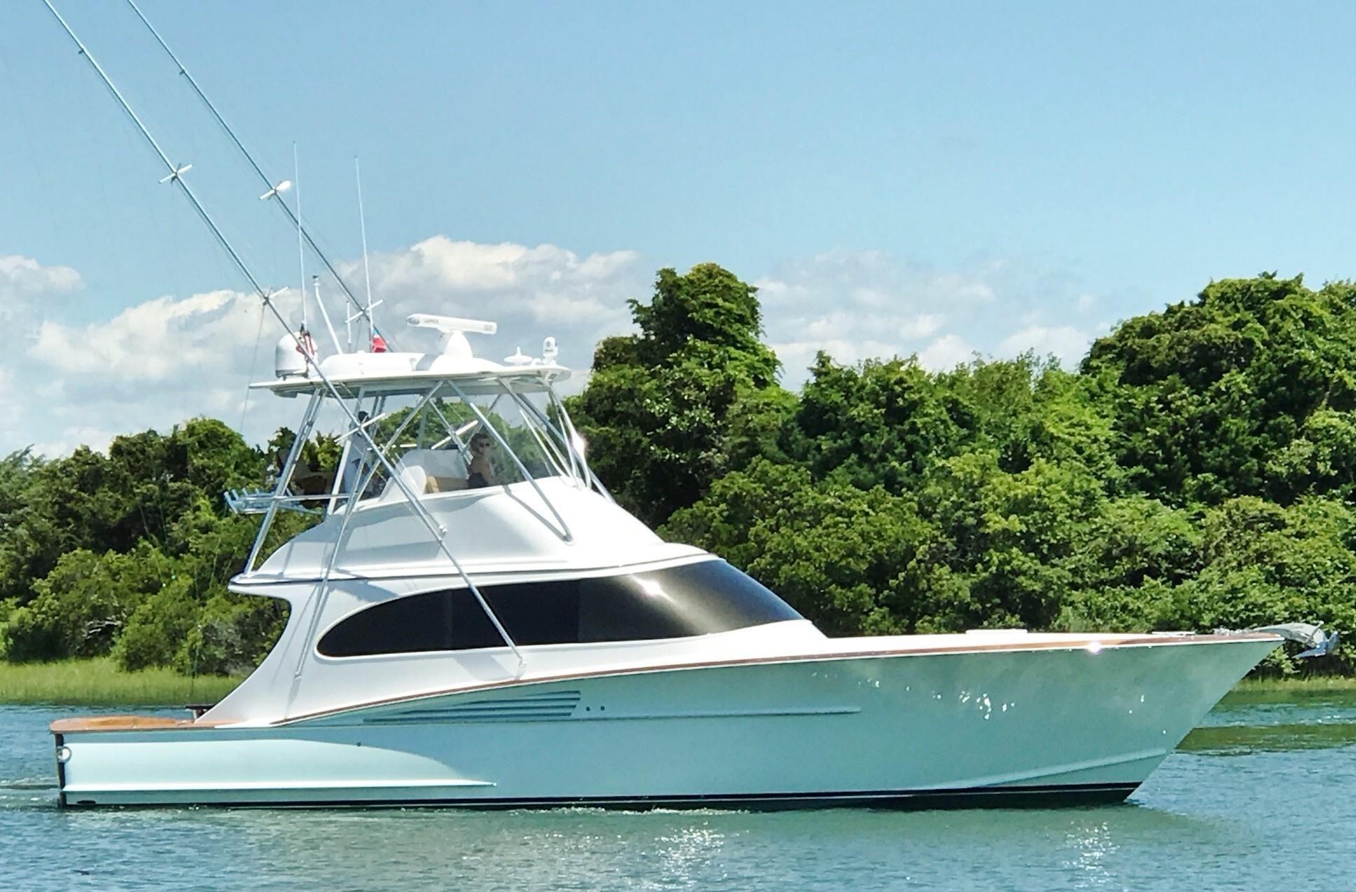2016 Winter Custom Yachts Sportfish Power boat for sale