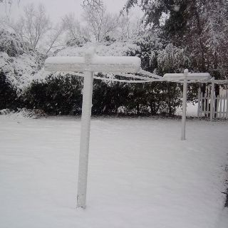 Someday, I will have a clothesline again!!!