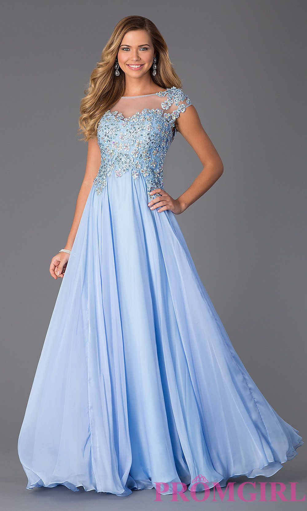 cap sleeve dresses prom