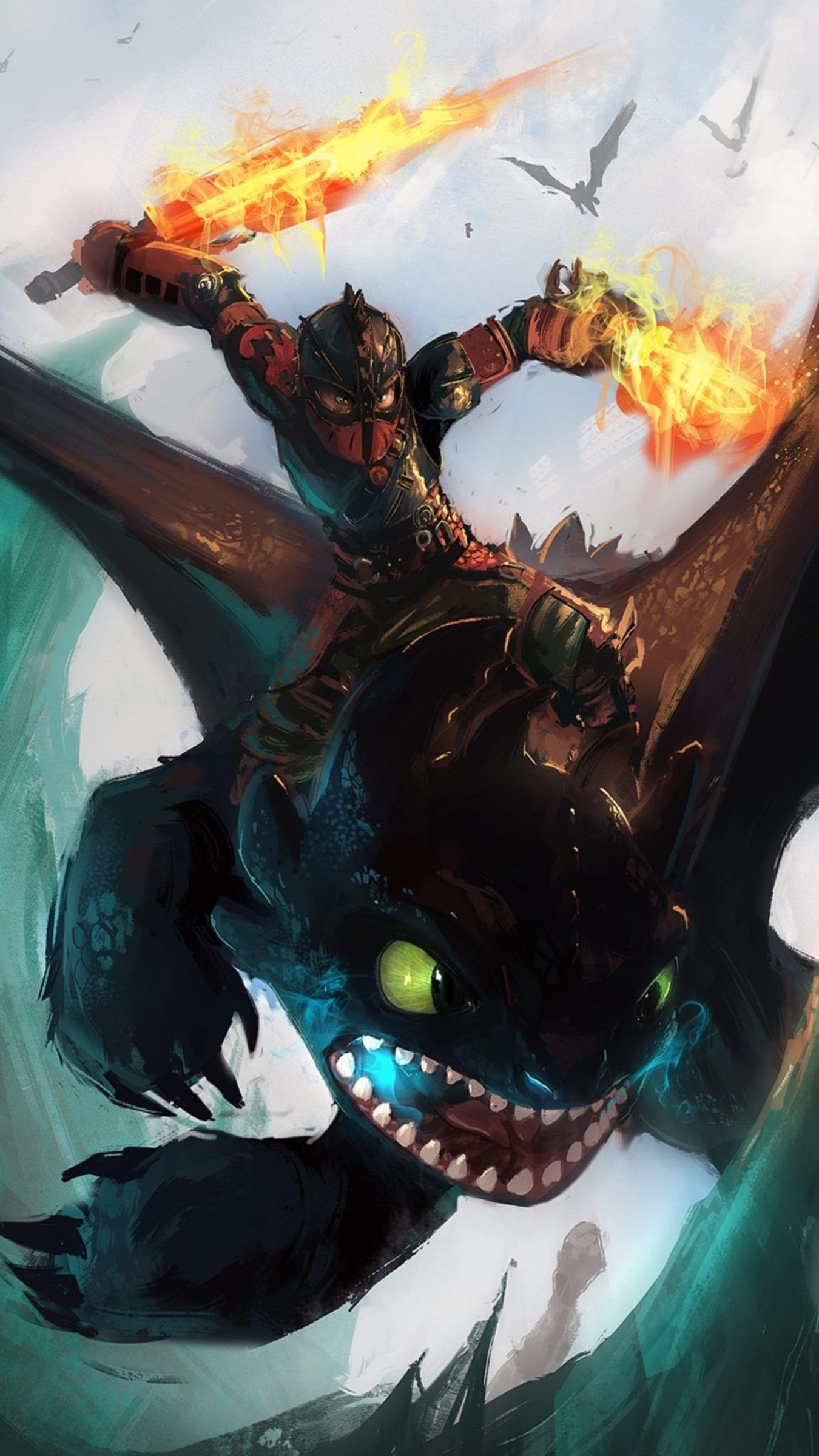 How To Train Your Dragon The Hidden World Hd Wallpapers 7wallpapers Net How Train Your Dragon How To Train Dragon How To Train Your Dragon