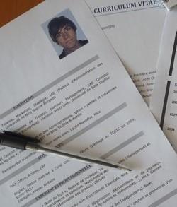 Cv Conseils De Redaction Avec Images Cv Curriculum Vitae Curriculum Vitae Cv Parfait