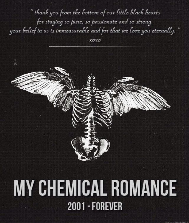 My Chemical Romance | quote
