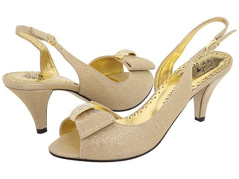 1000  images about Royal Slippers - Gold Heels on Pinterest ...