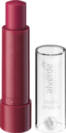 Alverde Naturkosmetik Tinted Lipbalm Cherry 4 6 G Dauerhaft Gunstig Online Kaufen Dm De Lip Balm Lip Tint Balsam