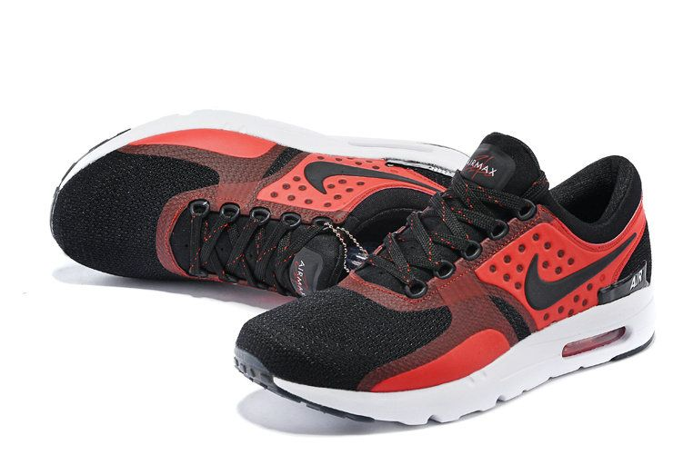 new arrival cd8d9 b4425 Where To Buy Men Nike Air Max Zero Rio Red Black Sport Red