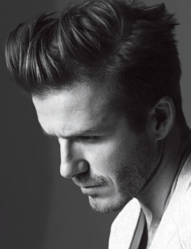 25 Best Pictures Of David Beckham Haircut Hairstyles Pinterest