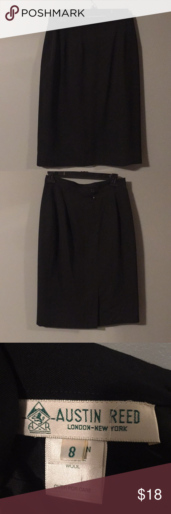 3for 20 Austin Reed Wool Skirt Size 8 Wool Skirts Austin Reed Skirts