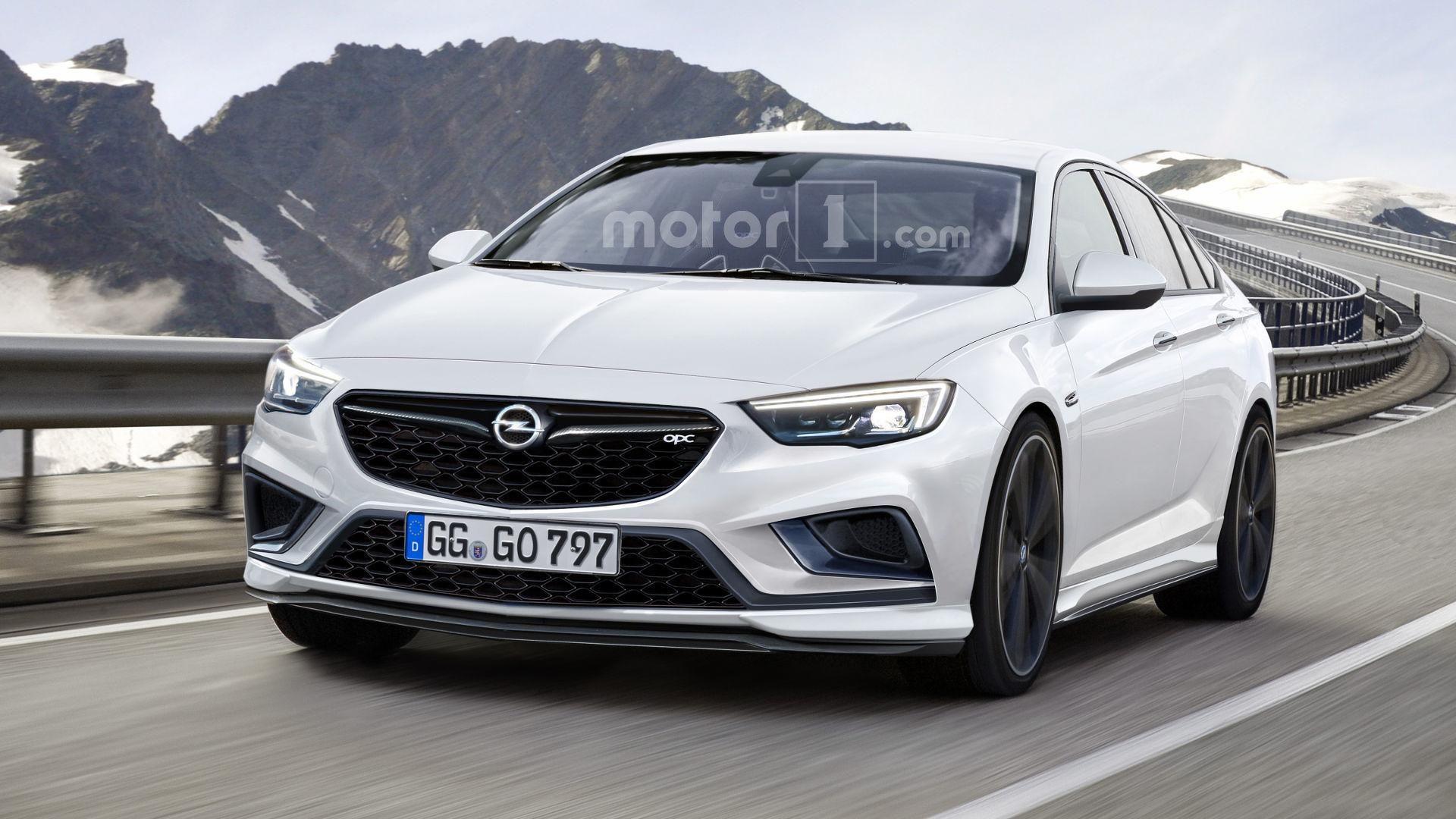 Opel Insignia Opc 2020 Autos Gebrauchtwagen Autofahren