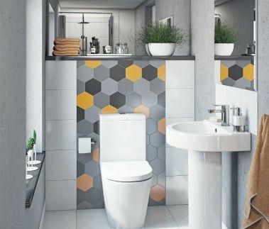 pincarole stevenson on cloakroom ideas   bathroom