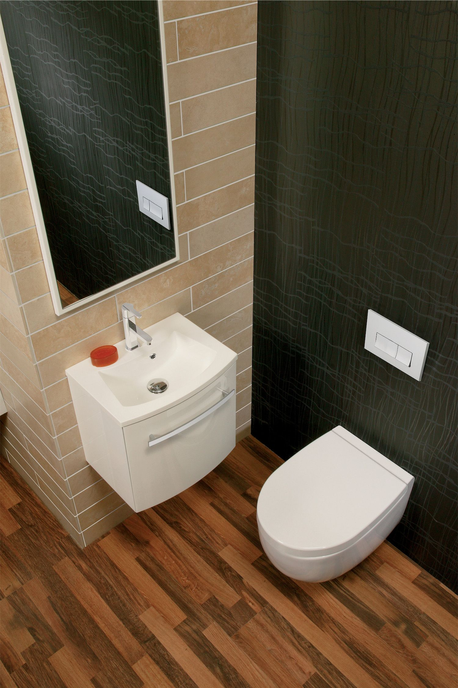 Stream White Gloss Bathroom Furniture Unit Basin From Crosswater Http Www