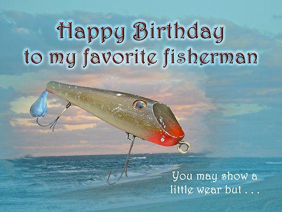Mothernature Shop Redbubble Happy Birthday Fishing Funny Happy Birthday Fun Happy Birthday Fishing