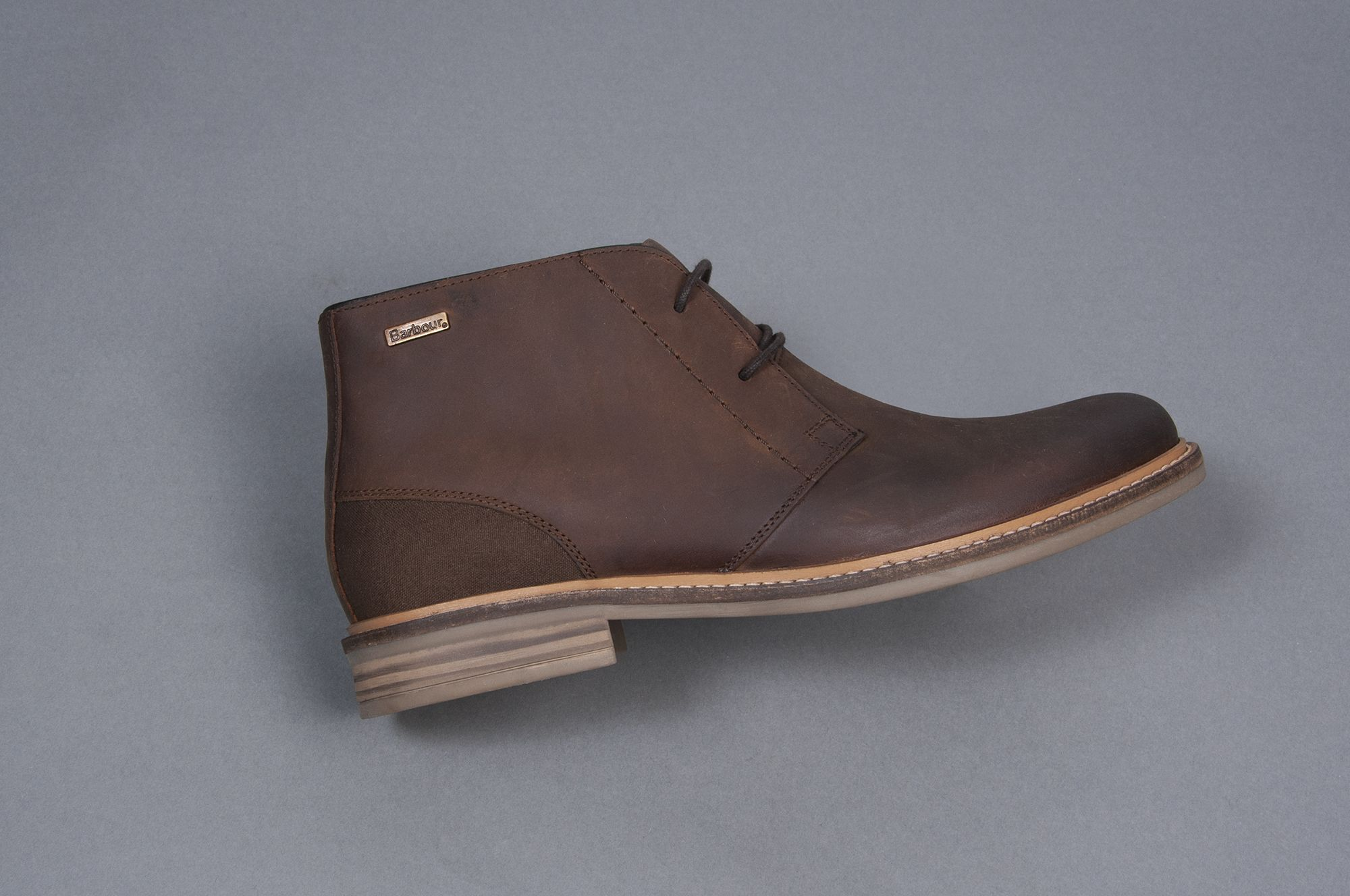 0af69d89c79 Barbour Readhead Mens Leather Chukka Boots | Men's Shoe Style | Mens ...