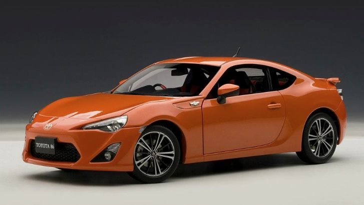 Diecast Toyota Gt 86 Looks Almost Real Photo Gallery Toyota Gt86 Toyota Toyota 86