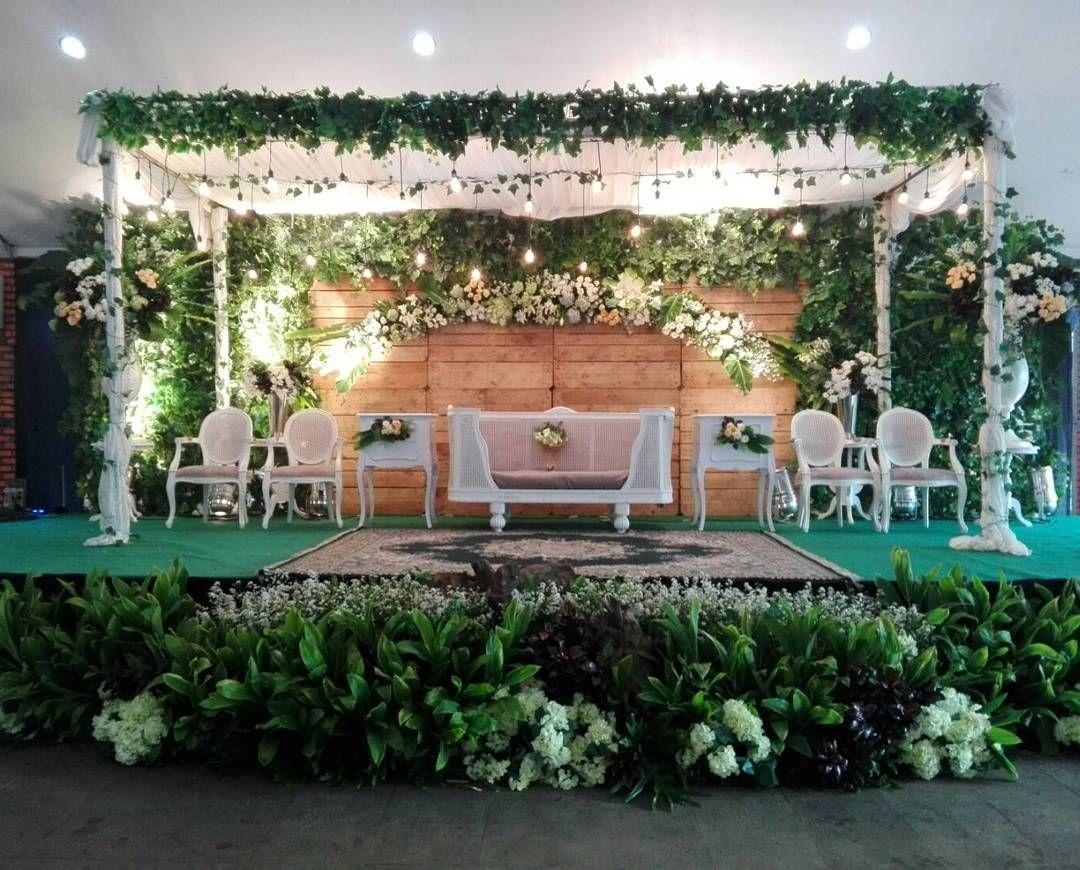 Dekorasi Pernikahan Unik Sederhana Namun Elegan Terbaru Decoration