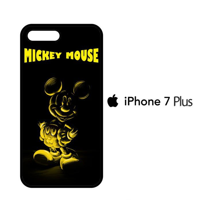 mickey mouse vintage X3037 iPhone 7 Plus Case