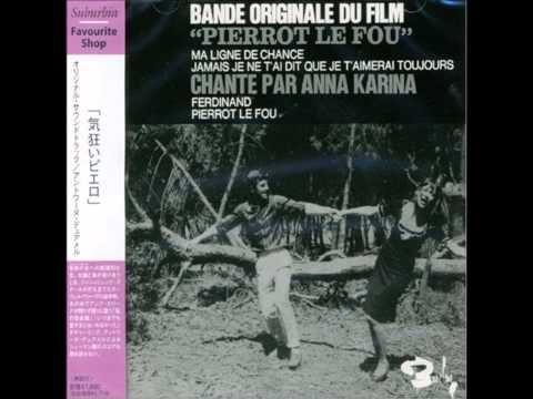 Antoine Duhamel - Pierrot le Fou - 1. Ferdinand - YouTube