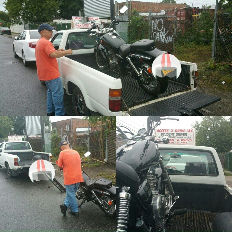 Do You Need A Motorcycle For Your Roadtest Give Us Call We
