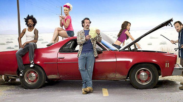 My Name Is Earl 73 El Camino My Name Is Earl Tv Cars Best