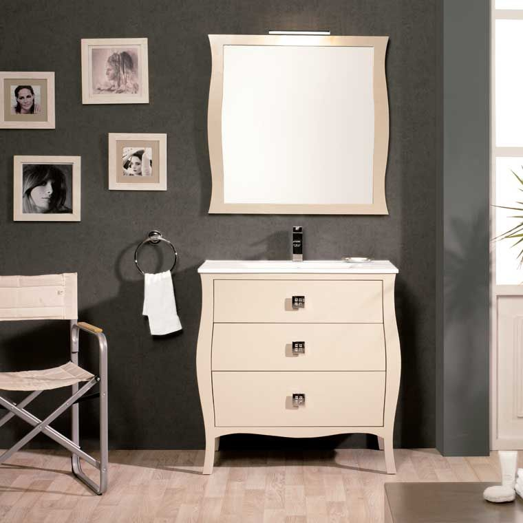 mueble de bao moderno araceli de cm conjunto de la serie de muebles de