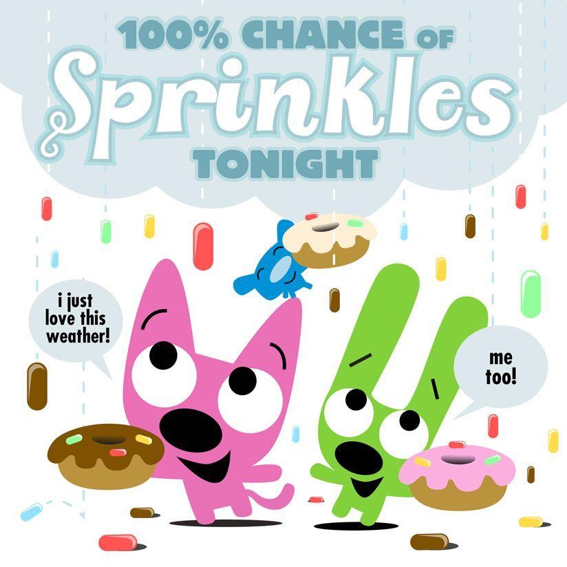 sprinkle day Hoops and Yoyo Pinterest – Hoops and Yoyo Birthday Greetings