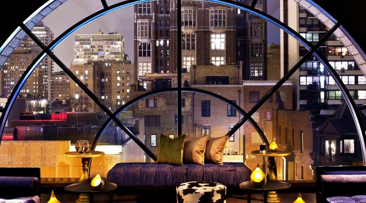 Downtown Chicago Luxury Boutique Hotels Thompson Chicago Gold