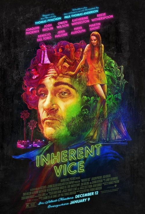 Inherent Vice, Movie Poster