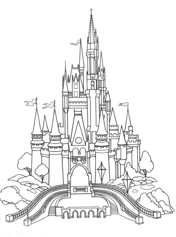 Get The Latest Free Barbie Diamond Castle Coloring Pages Images Favorite To Print Online By ONLY COLORING
