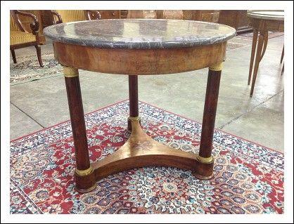 Tavolino Bimbi ~ Gueridon tavolino impero 800 antiques pinterest