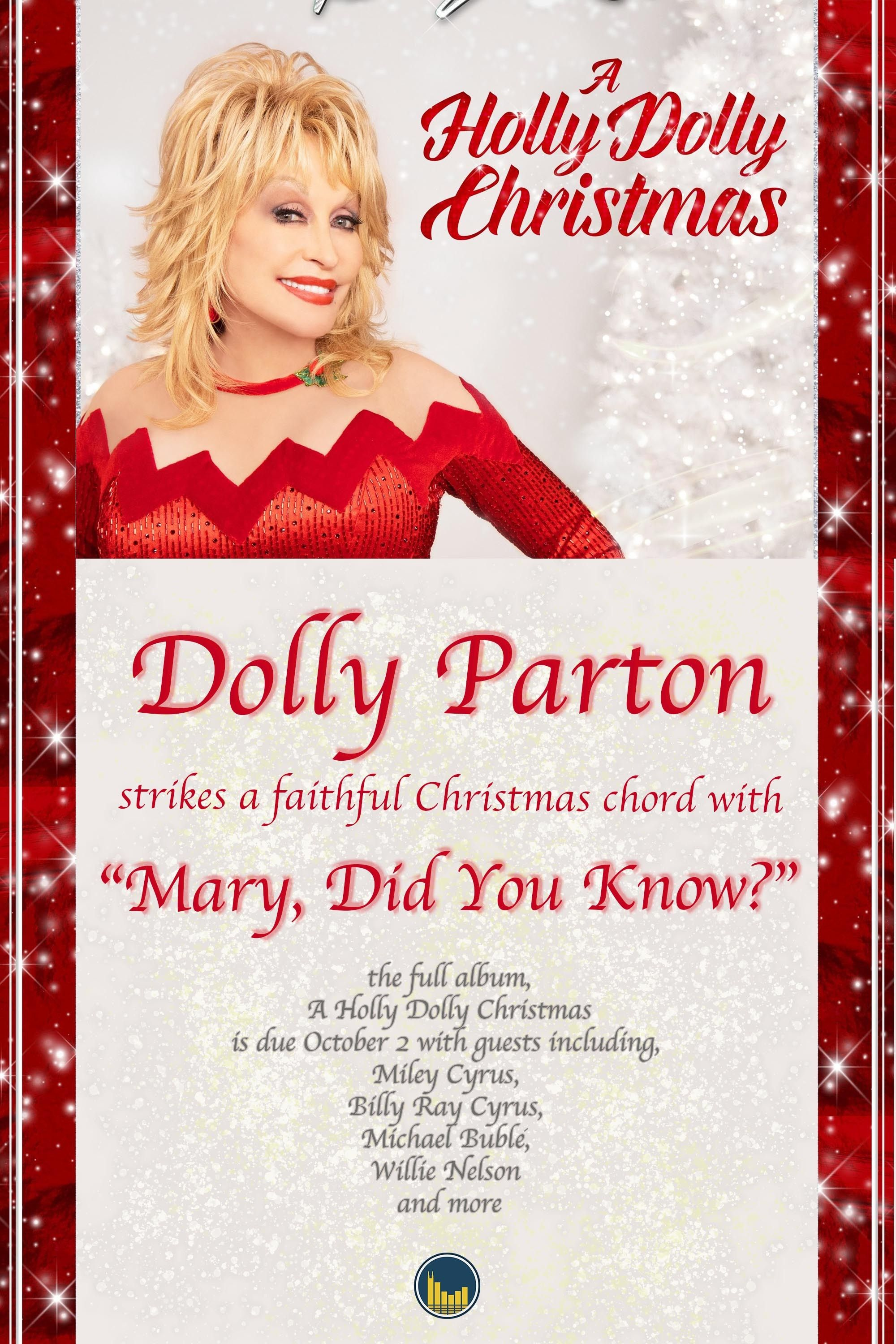 Christmas Country Music 2020 Dolly Parton Announces 'A Holly Dolly Christmas' Album in 2020