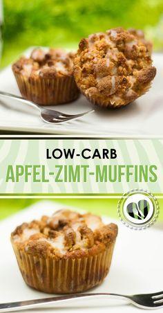 Apfel-Zimt-Muffins, saftig und lecker #apfelmuffinsrezepte
