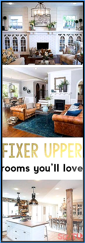 fixer upper dining rooms living rooms and kitchens get the fixer upper look fixdining