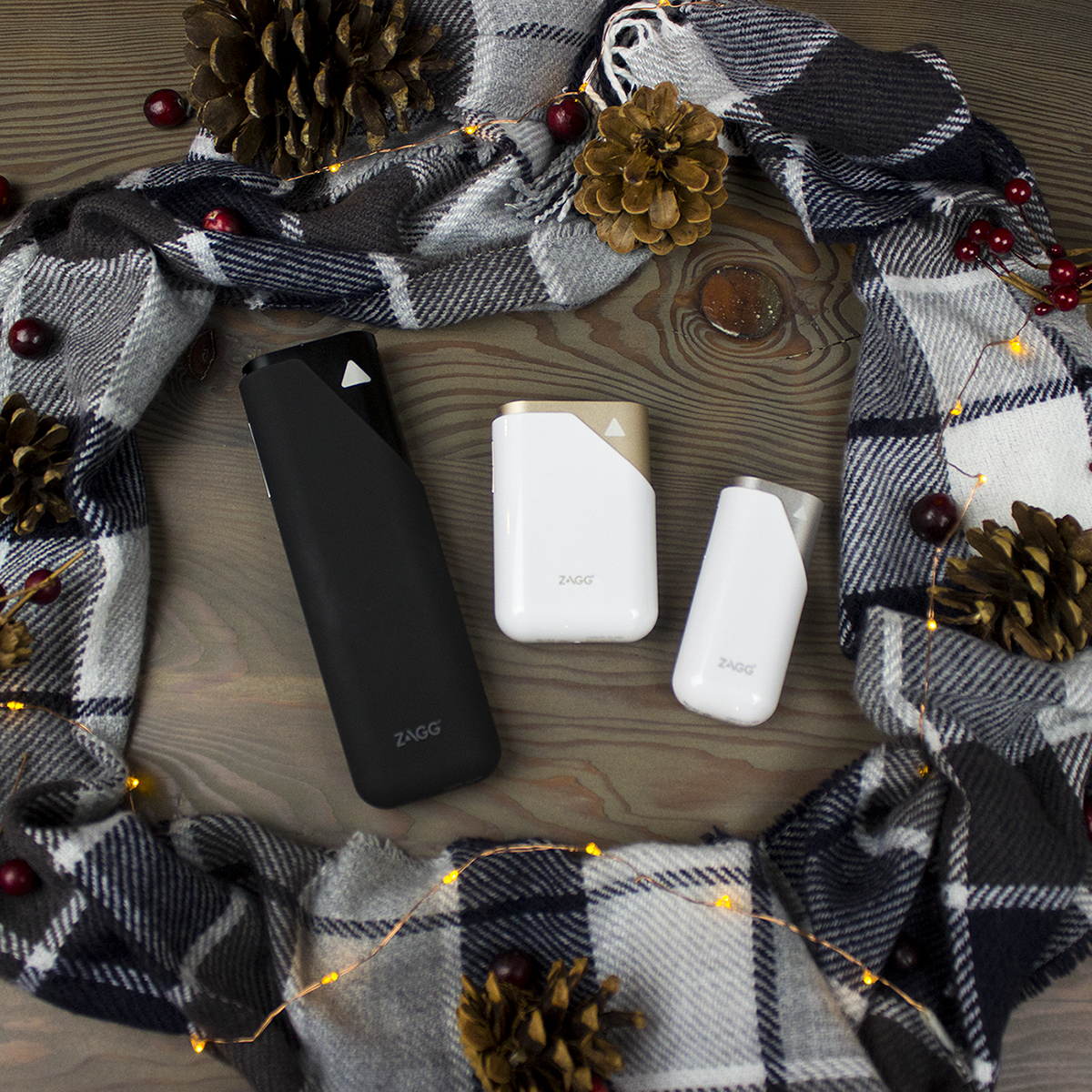 TD's and tailgates – because if it doesn't make it to Instagram, did it ever happen?  Bundle up and power up with #ZAGG portable amps!