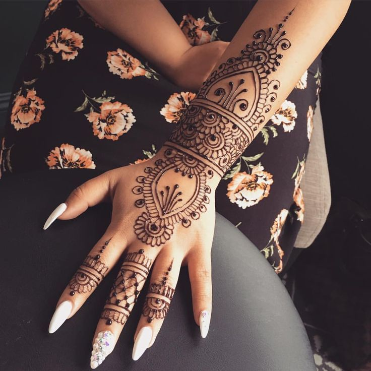 See this Instagram photo by Henna By Natasha • 2,444 likes – Henna tattoos