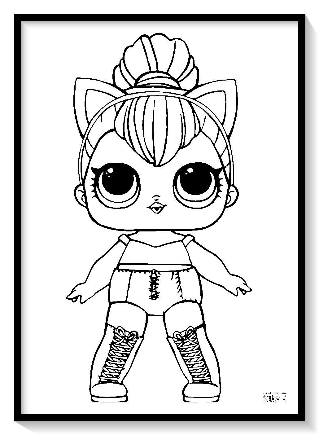 Munecas Lol Para Colorear Online Dibujar Y Pintar Munecas Lol Imprimir Imagen Munecas Lol Dibujos Para Imprimir Gratis Unicornios Wallpaper
