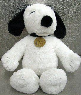 Amazon Com Vintage Peanuts Snoopy Large 18 Plush 1968 Toys