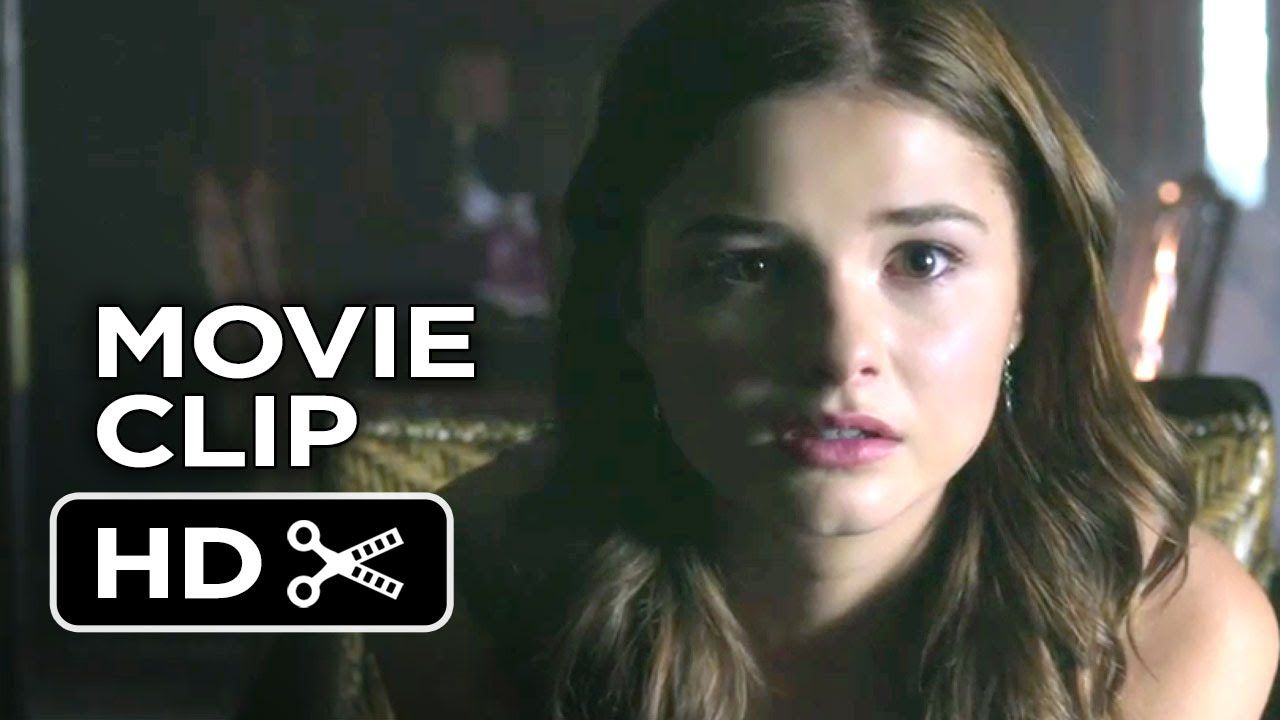 Insidious: Chapter 3 Movie CLIP - When You Reach Out to ...